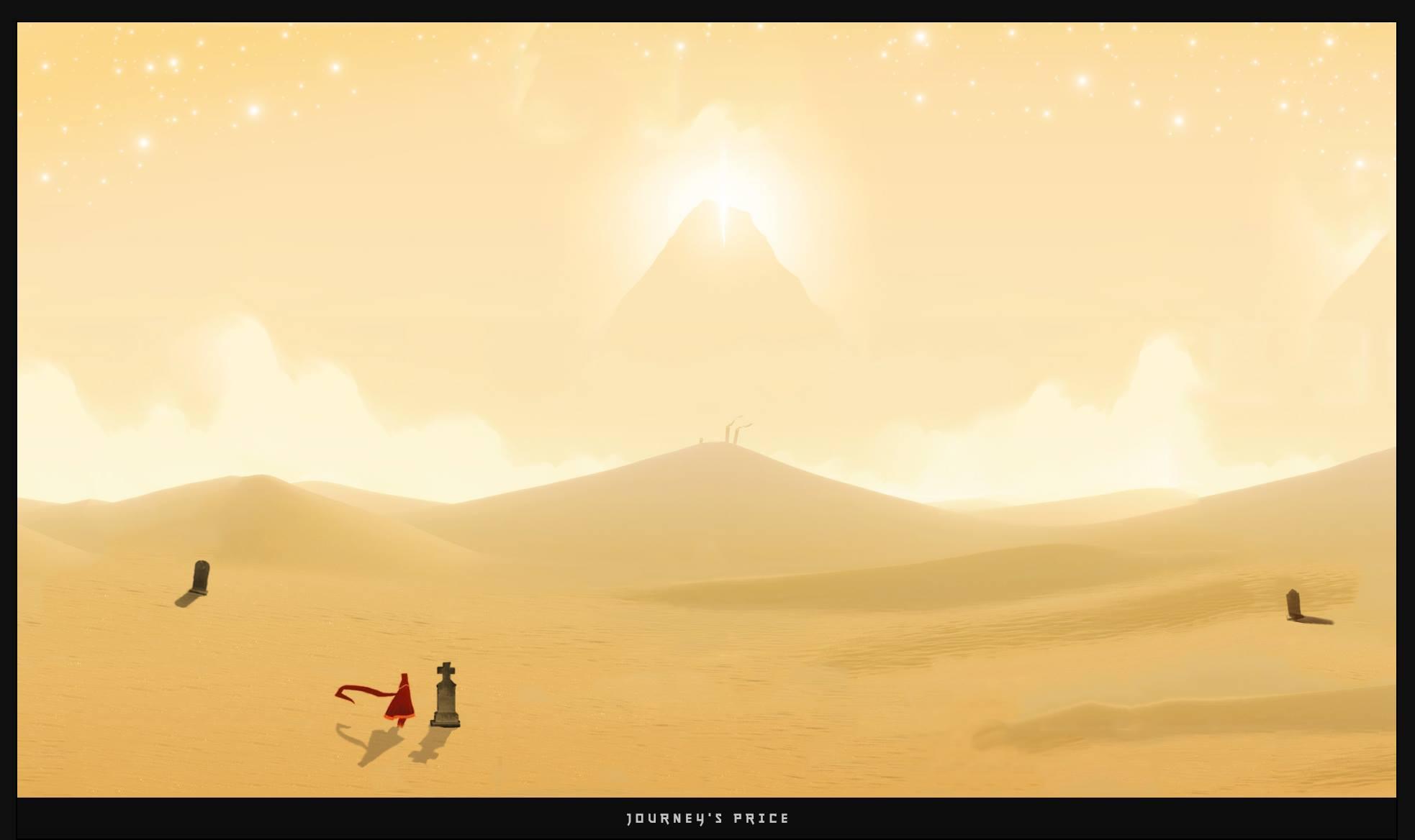 """""""Journey's Price"""""""